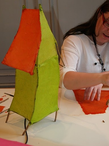 Lamp Kinderkamer : Kinderkamer huisje lamp zelf maken