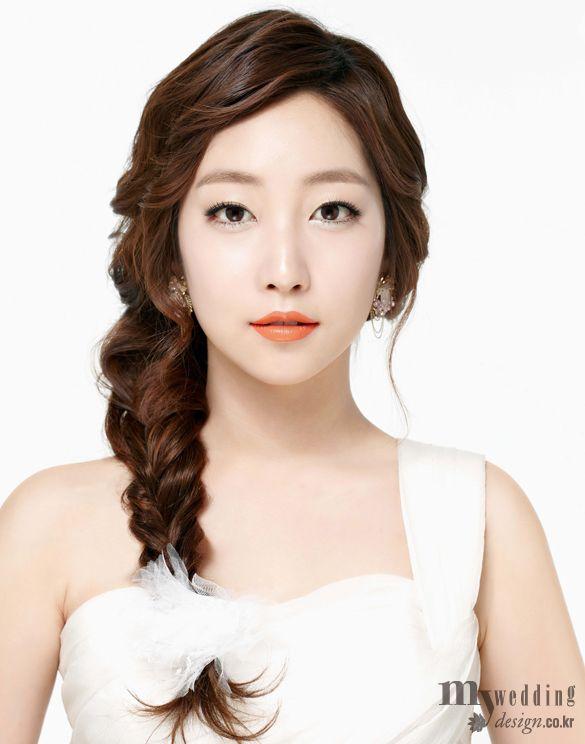 Hd Wallpapers Korean Hairstyle Braid 2pattern59