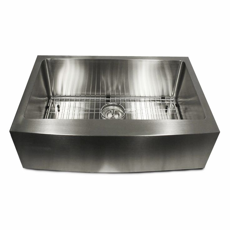 Apron Sink Stainless Steel : stainless steel