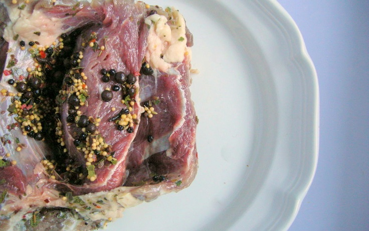 Home-cured corned beef | Recipes & Healthy Eating | Pinterest