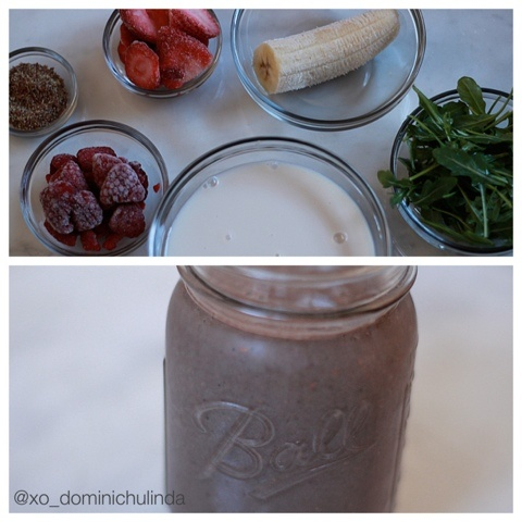 ... | Eating Clean & Living Healthy ツ: Berry Banana Smoothie