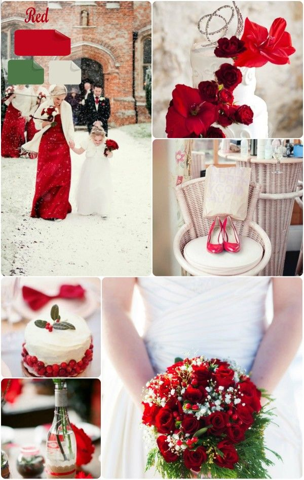 Winter Wedding Themes And Colors
