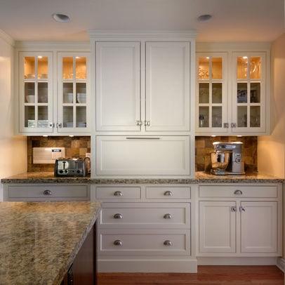 Appliance Garage Kitchen Inspiration Pinterest