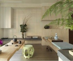 Outside the box of contemporary bathroom design asian interior design