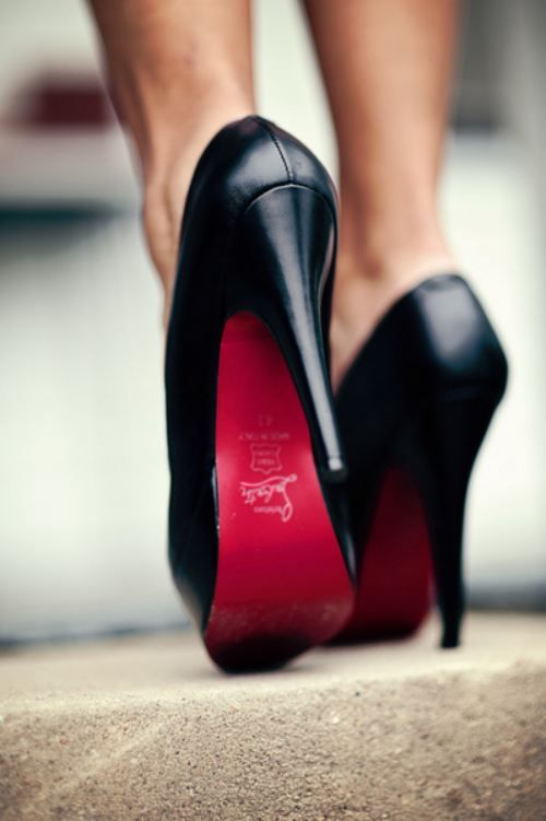 Louboutin..always fabulous.  Must have!
