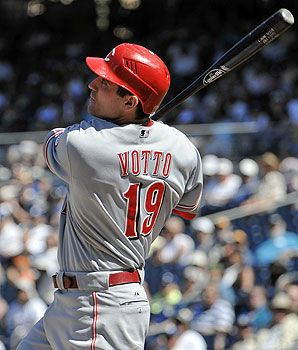 Joey Votto-i love my reds!