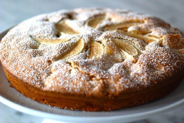 Apple and Cardamom Cake | Food love | Pinterest