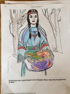 Pocahontas Unit Study