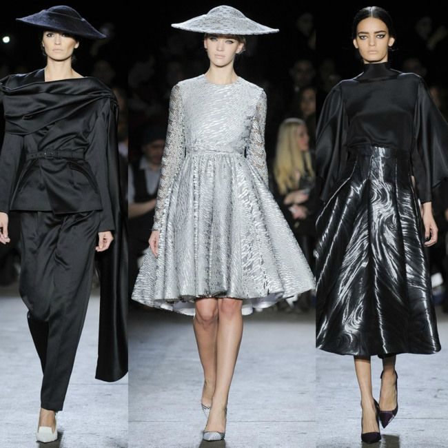 Christian Siriano Fall-Winter 2014 New York Fashion Week http://berrytrendy.com/2014/02/12/new-york-fashion-week-2014/