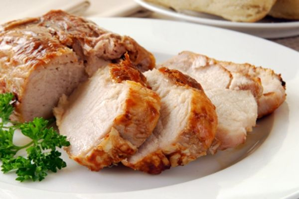 Slow Cooker Pork Loin Braised in Milk Recipe
