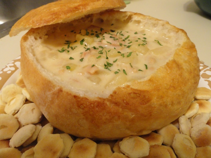 clam chowder - Google Search | Recipies to try and or fine tune for r ...