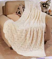 Free Bear Claw Crochet Pattern : Free Pattern: Bear Claw Throw knitting, crocheting and ...