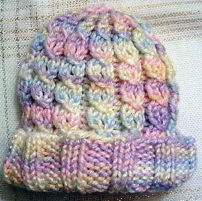 Free Beanie Knitting Pattern Straight Needles Choice Image