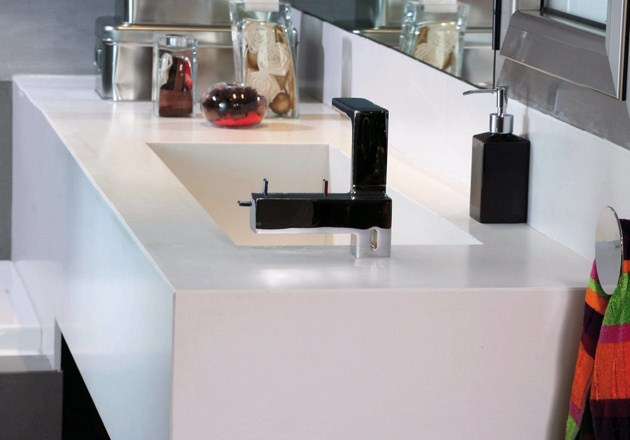 Silestone Sink Bathrooms Pinterest