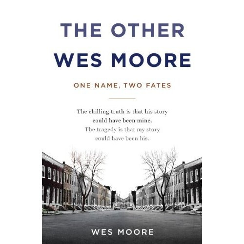 analysis of the other wes moore The other wes moore never quite comes to life as vividly as does wes moore crow testament analysis the impossible movie reaction paper.