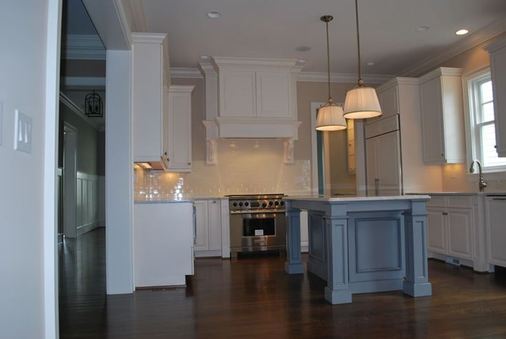 kichen with large island featured kitchens kitchen with large hood