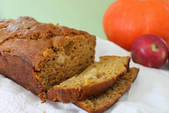 Pumpkin Banana Apple Bread | Sweets and Treats | Pinterest