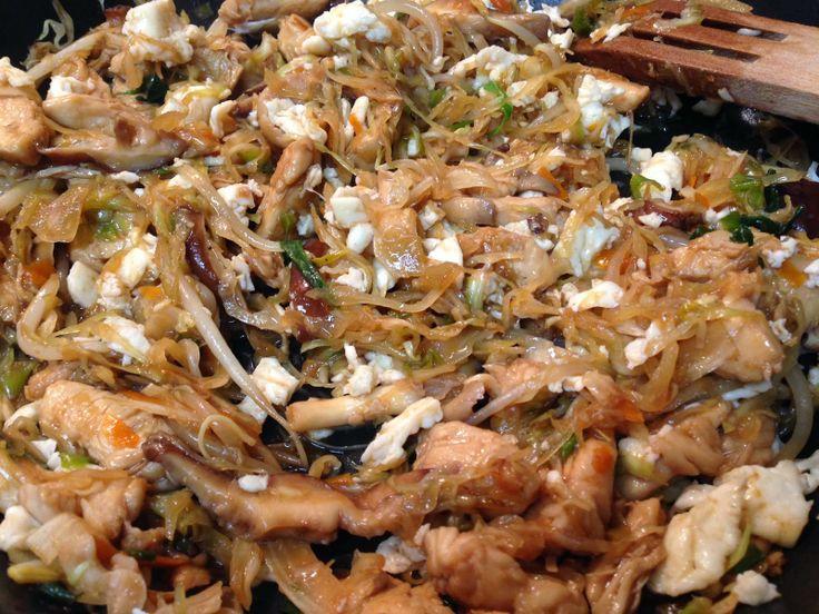 Mu Shu Chicken Light | Eats and Sweets | Pinterest