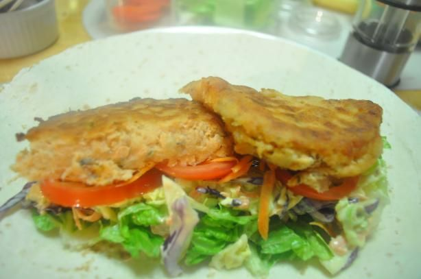 Salmon Patties | Recipe