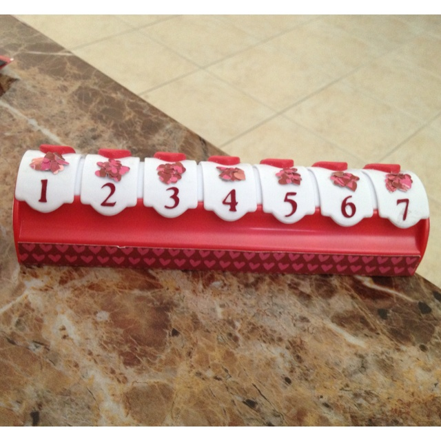 valentine pill box