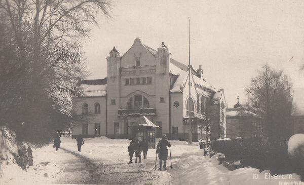 Elverum Norway  city pictures gallery : Elverum Norway ca 1916 | My Roots Norway | Pinterest