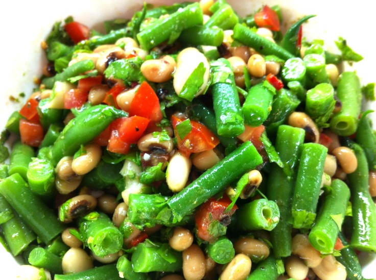 quick three bean summer salad | FOOD (mostly) from cooking minette's ...