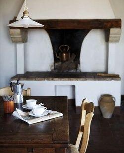 Bohemian home: Kitchen style