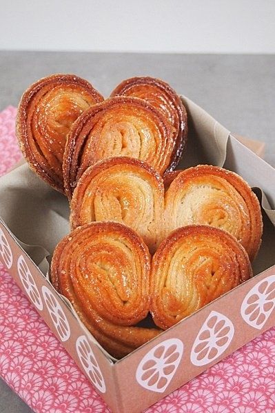 Palmiers. The BEST cookie EVER! | Dresses and cookies | Pinterest