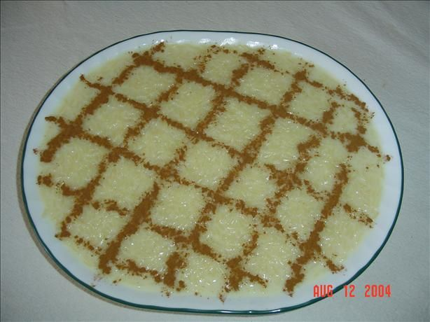 Arroz Doce Portuguese Sweet Rice) Recipe - Food.com - 87554