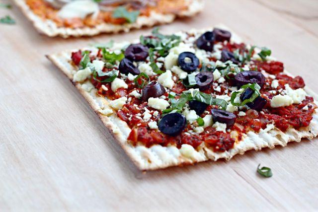Matzah Pizza (Two Ways!) | What Jew Wanna Eat