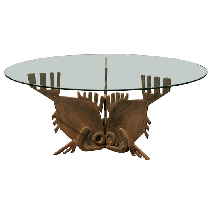 Italian Glass Coffee Table Go Fish Pinterest