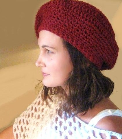 How to Crochet a Beret | eHow