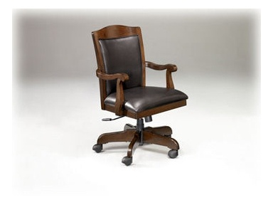 Signature Design Home Office Home Office Swivel Desk Chair