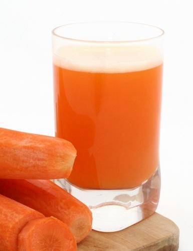 Suco de Acerola com Cenoura