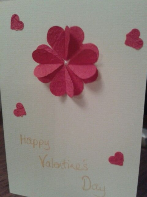 valentine heart cards