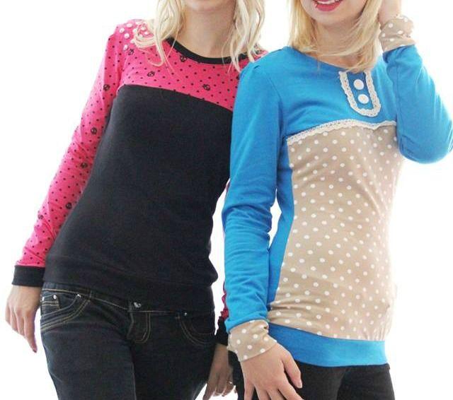 Band Merch Deutschland: Schnittmuster T-shirt Damen Kostenlos