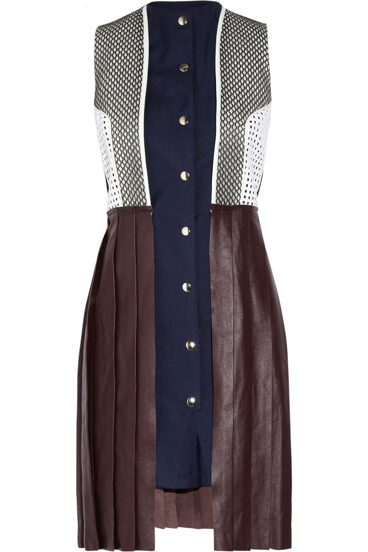 J W Anderson sublime dress