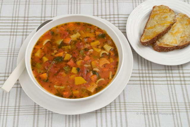 winter-minestrone | Recipes | Pinterest