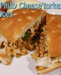Skinny Philly Cheese Turkey Sloppy Joes | BIGGEST LOSER!! | Pinterest
