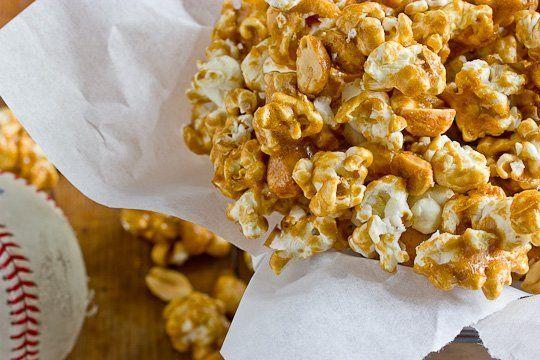 Homemade Cracker Jacks | Recipe
