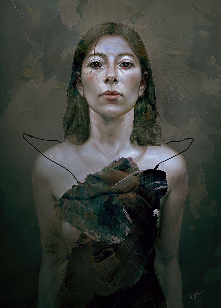 Faerie 01 by ~jeffsimpsonkh on deviantART