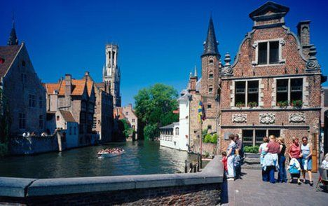 Things to do in Bruges - August 2013 | Explore