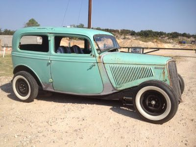 1934 ford two door sedan rat rods hot rods pinterest for 1934 ford two door sedan