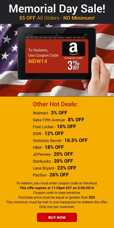 walmart memorial day sales updated