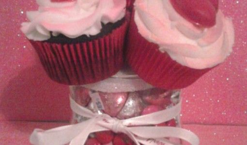 valentine cupcake ideas photos