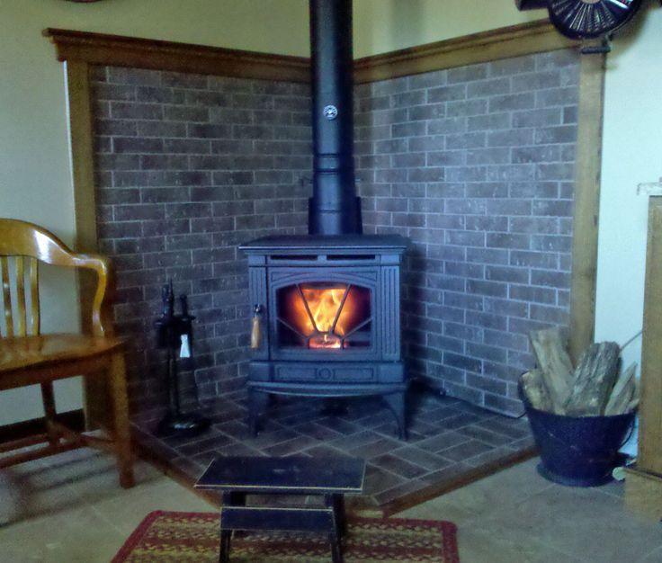 wood stove in corner corner pellet stove ideas basement ideas