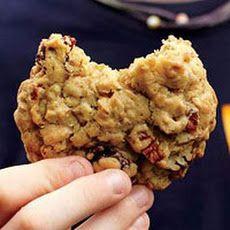 Cherry-Pecan Oatmeal Cookies | Desserts | Pinterest