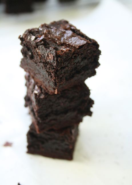 Best Cocoa Brownie | Get in my belly! | Pinterest