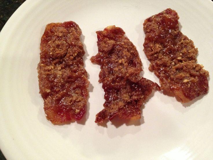 Barefoot Contessa's candied bacon recipe