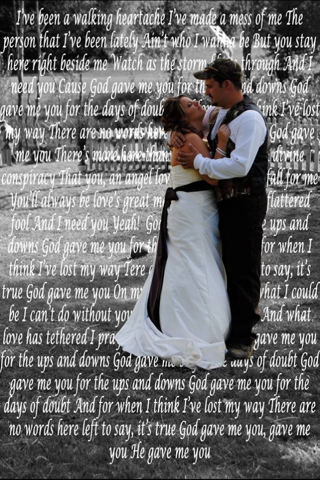 Wedding Song Lyrics In Background